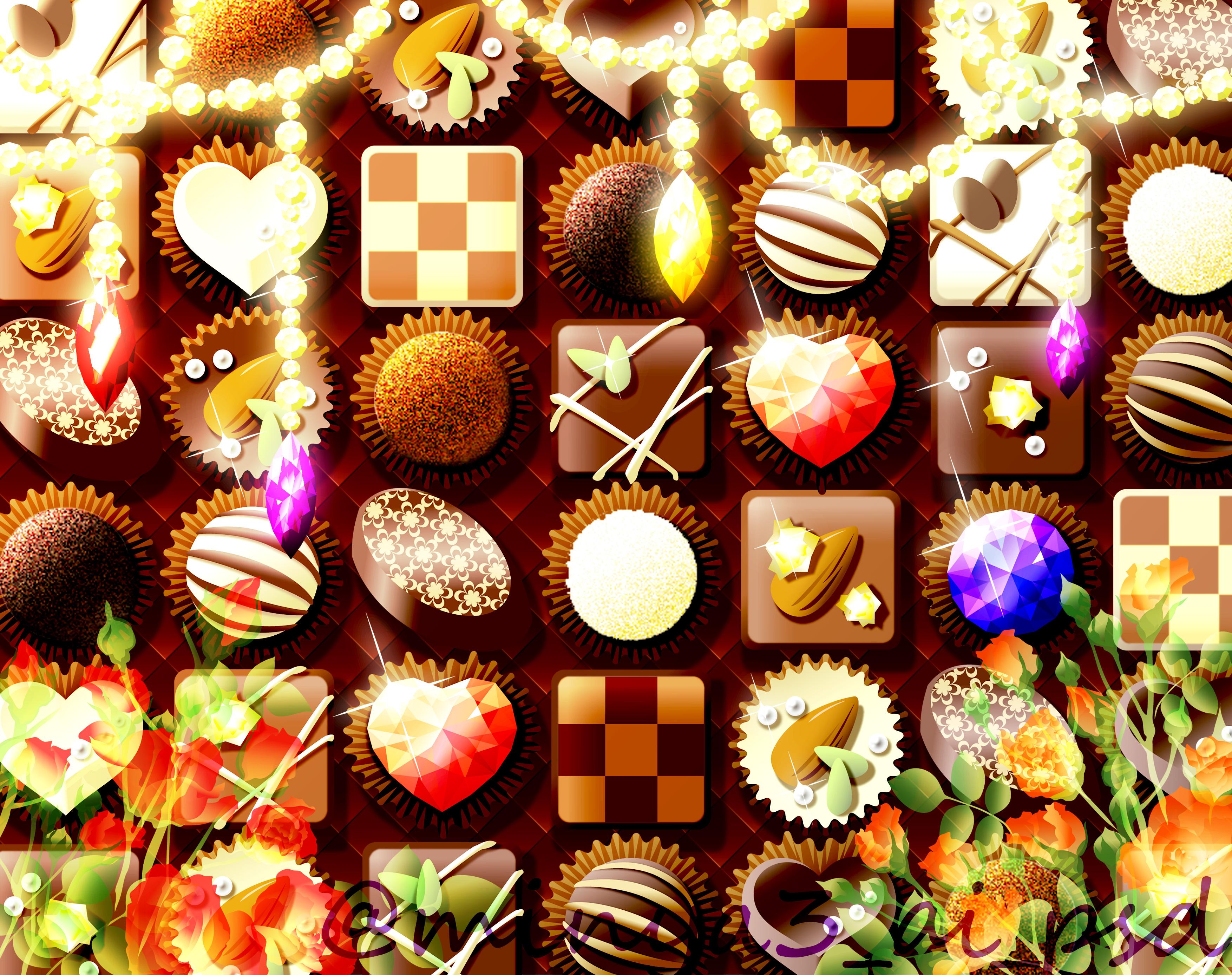 2018.2 チョコレート